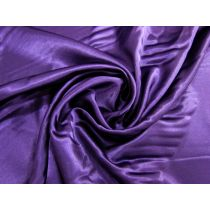 Stretch Satin- Bright Purple #1182