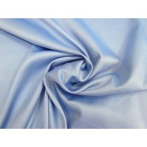 Delustered Stretch Satin- Heavenly Blue #1195