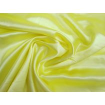 Stretch Satin- Lemon Zest #1197