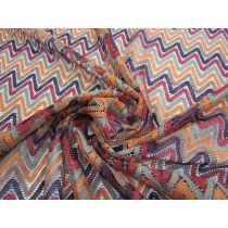 Desert Sunset Crochet Knit #1198