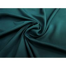 Crepe de Chine- Twilight Teal #1234