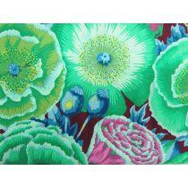 Philip Jacobs- Poppy Garden- Green