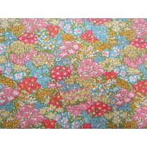 Liberty Cotton- Wisely Grove- The Orchard Garden Collection