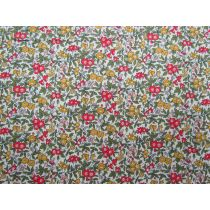 Liberty Cotton- Forget Me Not- The Cottage Garden Collection