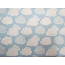 Liberty Cotton- Cloud Cover- Adventure In The Sky Collection