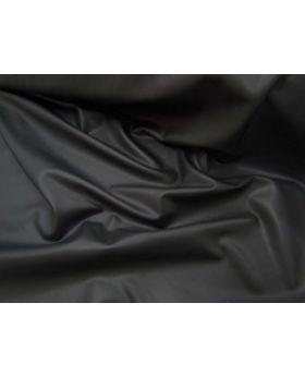 Leather Look PVC Spandex- Black