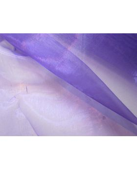 Glass Organza- Purple