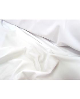 Matte Spandex- White