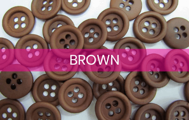 Brown Buttons