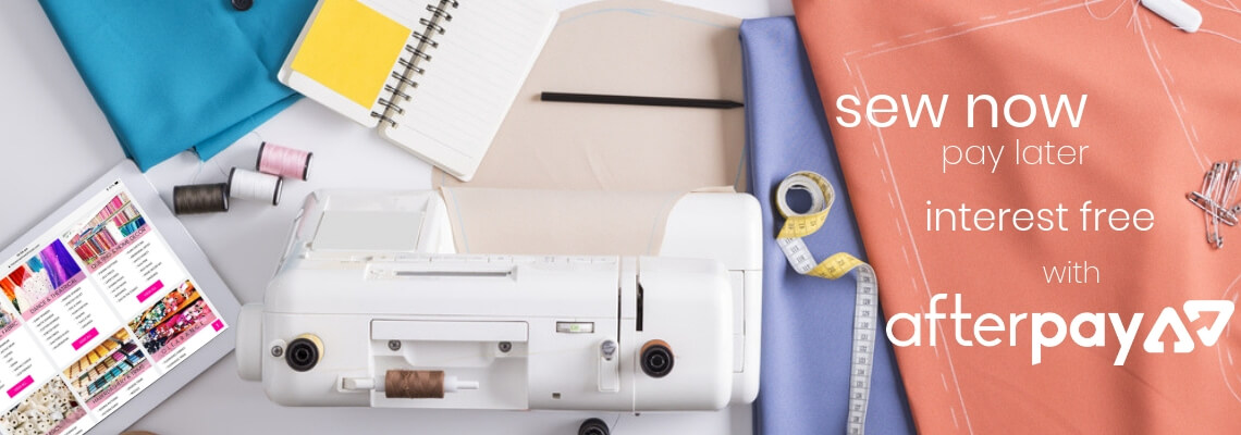 Buy Fabric Online with Afterpay